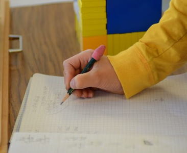 Confessions of a Sixth-Year Montessori Dad: Will My Son Ever Learn Math?